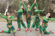 刘荣广场舞《错过你是我的错》原创舞蹈 附正背面口令分解教学演示