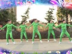 杨丽萍广场舞《说唱脸谱》原创强力健身操 附正背面口令分解教学演示