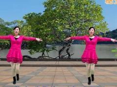 游城广场舞《美丽的遇见》原创抒情健身舞 附正背面口令分解教学演示