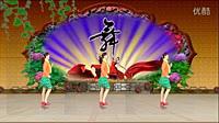 惠州阿娜广场舞《鸡年吉祥想啥啥来》原创舞蹈 附正背面口令分解教学演示