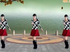 太湖一莲广场舞《北风吹又吹》原创水兵舞 附正背面口令分解教学演示