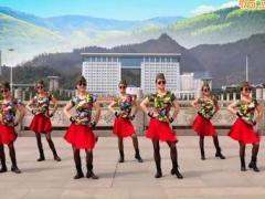 吉美广场舞《情哥哥》原创单人水兵舞 附正背面口令分解教学演示