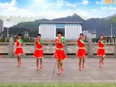 吉美广场舞《香巴拉的祝福》原创藏族舞 附正背面口令分解教学演示