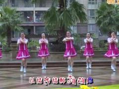 杨丽萍广场舞《还是她最美》原创舞蹈 附正背面口令分解教学演示