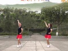 重庆叶子广场舞《我们好好爱》原创水兵舞 附正背面口令分解教学演示