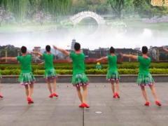 吉美广场舞《做你的雪莲》原创舞蹈 附正背面口令分解教学演示