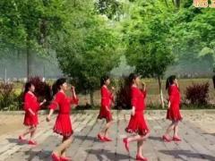 惠汝广场舞《来吧姑娘》原创舞蹈 附正背面口令分解教学演示