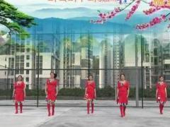重庆叶子广场舞《故乡》原创舞蹈 附正背面口令分解教学演示