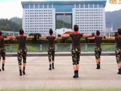 吉美广场舞《草原不寂寞》原创单人水兵舞 附正背面口令分解教学演示