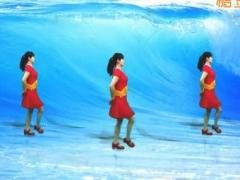鄂州益馨广场舞《你给我的爱》原创舞蹈 附正背面口令分解教学演示
