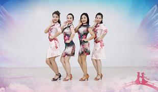 糖豆广场舞课堂《妹妹不做仙女》原创舞蹈 附正背面口令分解教学演示