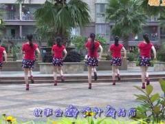 杨丽萍广场舞《心痛》原创32步步子舞 附正背面口令分解教学演示