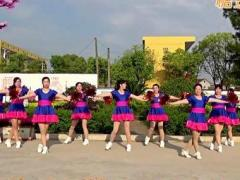 游城广场舞《一起爱一起嗨》原创舞蹈 附正背面口令分解教学演示