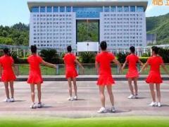 吉美广场舞《梦中的妈妈》原创舞蹈 附正背面口令分解教学演示