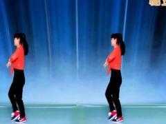 太湖一莲广场舞《小气鬼》原创滑步舞 附正背面口令分解教学演示