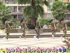 杨丽萍广场舞《没有你在真的很孤单》原创32步子舞 附正背面口令分解教学演示