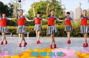 茉莉广场舞《阿娜尔汗》原创新疆民族舞 附正背面口令分解教学演示