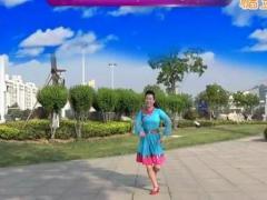 沭河之光广场舞《锡林郭勒的星星》原创舞蹈 附正背面口令分解教学演示