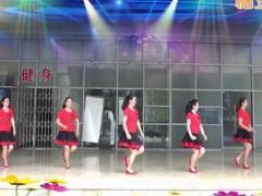 重庆叶子广场舞《恰恰舞》原创舞蹈 附正背面口令分解教学演示