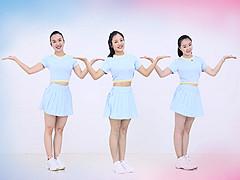 糖豆广场舞课堂《咖喱咖喱》编舞珊珊 附正背面口令分解教学演示