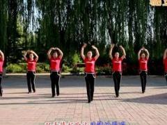 云裳馨悦广场舞《中国梦》原创舞蹈 附正背面口令分解教学演示