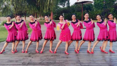 美久广场舞《醉美茶陵》原创流行舞