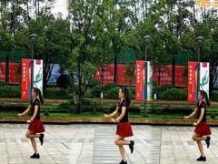 漓江飞舞广场舞《十个群主九个坏》原创水兵舞 附正背面口令分解教学演示