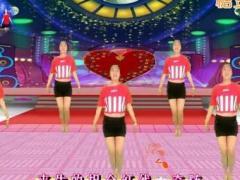 阿梅广场舞《前世今生的轮回》原创健身舞 附正背面口令分解教学演示