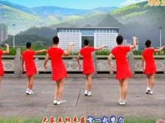 吉美广场舞《放下手机》原创现代舞 附正背面口令分解教学演示