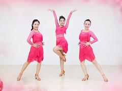 糖豆广场舞课堂《漂亮的姑娘嫁给我吧》编舞范范 附正背面口令分解教学演示