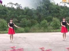 鄂州益馨广场舞《烟花三月下扬州》原创舞蹈 附正背面口令分解教学演示