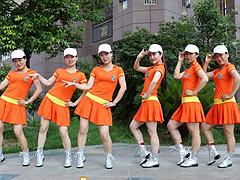 杨丽萍广场舞《不要让你的女人哭》原创综合瘦身操 附正背面口令分解教学演示