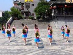 吉美广场舞《Boom》原创舞蹈 附正背面口令分解教学演示