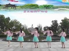动动广场舞《幸福和谐美佳洋》原创舞蹈 附正背面口令分解教学演示
