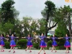 刘荣广场舞《今夜的你又在和谁约会》原创舞蹈 附正背面口令分解教学演示