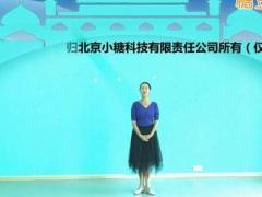 应子广场舞《欢乐激情》原创舞蹈 附正背面口令分解教学演示
