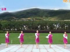 苏州盛泽雨夜广场舞《天边的情歌》原创舞蹈 附正背面口令分解教学演示