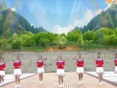 塔河蓉儿广场舞《最贵是健康》原创舞蹈 附正背面口令分解教学演示