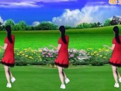 太湖一莲广场舞《草原风吹过》原创草原花式步子舞 附正背面口令分解教学演示