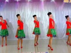 吉美广场舞《远方情哥哥》原创舞蹈 附正背面口令分解教学演示