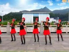 吉美广场舞《草原情缘》原创单人水兵舞 附正背面口令分解教学演示