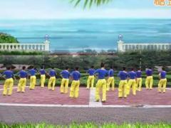 中油四季广场舞《最贵是健康》原创舞蹈 附正背面口令分解教学演示