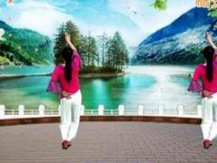 应子广场舞《我和我的祖国》编舞応春梅 附正背面口令分解教学演示