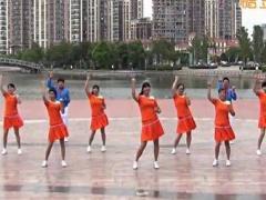 青儿广场舞《死都不怕》原创舞蹈 附正背面口令分解教学演示
