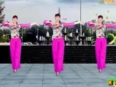 惠汝广场舞《爱情就像一首歌》原创舞蹈 附正背面口令分解教学演示