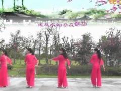 动动广场舞《山水恋情》原创舞蹈