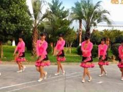 吉美广场舞《百鸟朝凤》原创舞蹈 附正背面口令分解教学演示