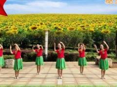 江西鄱阳春英广场舞《我和我的祖国》原创舞蹈 附正背面口令分解教学演示