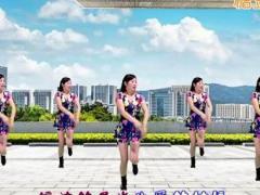 游城广场舞《为爱放声唱》原创水兵舞 附正背面口令分解教学演示