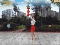 鄂州益馨广场舞《你走进了我的心房》原创舞蹈 附正背面口令分解教学演示
